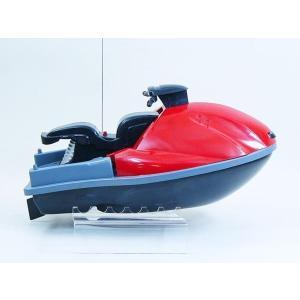 水上ラジコン/RC SPEED JET SKI ラジコン ジェットスキー レッド|kawanetjigyoubu