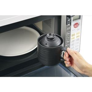 電子レンジで手軽に一合のご飯が炊け、 そのまま食卓へ。持ち手付きで持ちやすいので、 電子への出し入れ...