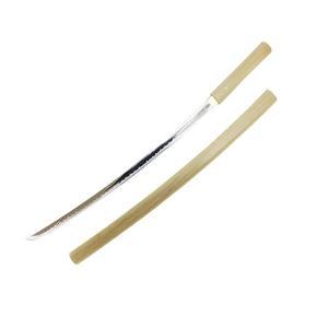 模造刀 白鞘 大刀 日本製美術刀剣 日本刀/送料無料