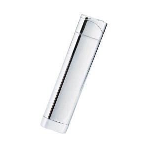 注入式電子ライター  CR規制対象外の着火ボタンが軽いタイプです。 指の力が弱い女性の方や年配の方に...