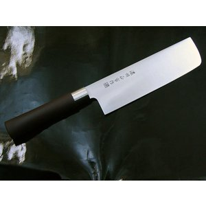関の包丁 濃州正宗作 とげる 菜切 和包丁PP 170mm kawanetjigyoubu