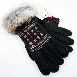 オロビアンコ 手袋 ダークブラウン レディース タッチパネル対応グローブ ORL-1574 純正パッケージ付き/送料無料メール便|kawanetjigyoubu