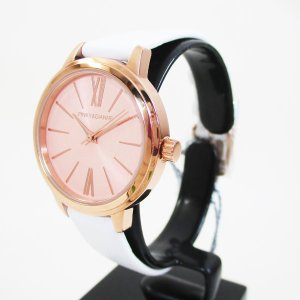 ピンキー&ダイアン 腕時計 革ベルト ホワイト レディース 婦人 PD104PPKWH/1237 kawanetjigyoubu