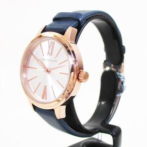 ピンキー&ダイアン 腕時計 革ベルト ネイビー レディース 婦人 PD104PSINV/1220 kawanetjigyoubu