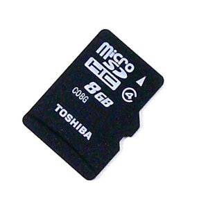 東芝 マイクロSD microSDHCカード 8GB 8ギガ|kawanetjigyoubu