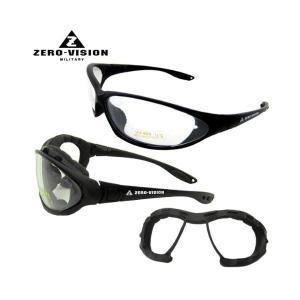 ZERO-VISION /ゼロビジョン/2WAYタクティカル サングラス ゴーグル/ZV-300/送料無料|kawanetjigyoubu