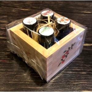 川崎文具店オリジナルご当地インク4色セット[シェアインク各10ml]+飾り箱付|kawasaki-bungu
