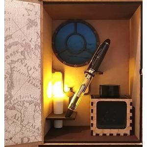 オリジナル万年筆「海底二万哩」|kawasaki-bungu