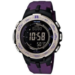 CASIO プロトレック PRW-3100-6JF センサーシステムトリプルセンサーVer.3 電波ソーラー カシオ PRO TREK アウトドア 腕時計 国内正規品