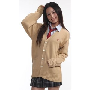 スクールカーディガン カーディガン 学生 制服 高校生 中学生 男女兼用|kawatoh