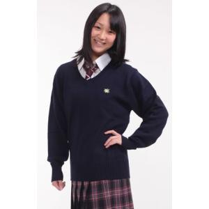 RNF-119 スクールセーター セーター ニットセーター 制服 丸洗い「オリーブのエチケットブラシをプレゼント」|kawatoh