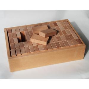 積木 80P 手作り 木のおもちゃ 積み木 知育玩具 木製 ブナ材使用|kawatora
