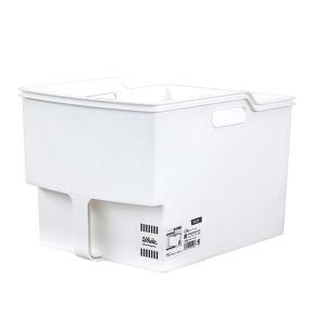 吊り戸棚ボックス ワイド(幅24×奥行33.4×高さ22cm) ホワイト