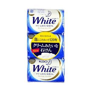 石鹸 85g×3個入 ホワイトフローラルの香り