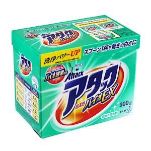 バイオEX 【アタック 高活性バイオEX】 アタック 粉末 [洗浄 消臭 まとめ買い] (900g*8個入) 大 梱販売用 洗濯洗剤