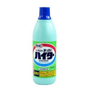 漂白剤(衣料用) ハイター 白物用 600ml|kawauchi