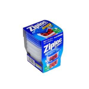 ○プラスチック製の保存容器、ジップロックコンテナーです。  容量は130ml、4個入りです。  冷凍...