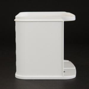 調味料入れ(ピュアポット)専用ケース ホワイトの詳細画像2