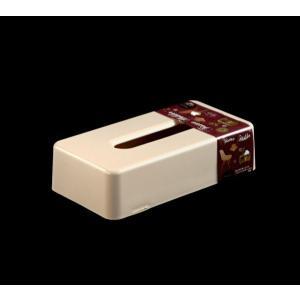 ティッシュケース ホワイトの商品画像