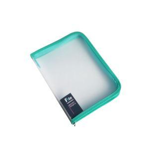 ファイルケース ファスナー付 B5サイズ用 [色指定不可]