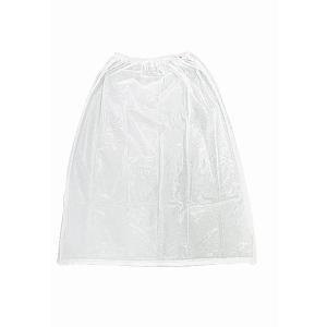 レインスカート 大人用 腰回り60〜100cm ウエストゴム付