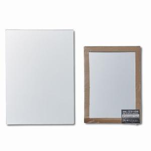 鏡(ミラーのみ) 枠無し 2L判サイズ|kawauchi