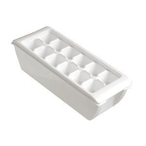 ○キューブ状の氷が作れる、製氷皿です。  一度に12個の氷が作れます。 ※氷1個のサイズは約32×2...