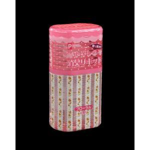 消臭・芳香剤 トイレの消臭リキッド フローラルの香り 280ml