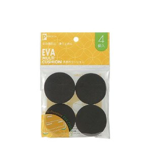 多目的EVAクッション4個入り(直径6cm)