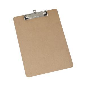 クリップボード A4サイズ用 MDF素材