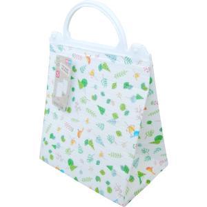 ○保温・保冷バッグです。  北欧風のおしゃれなデザインプリント、お弁当バッグにお勧めです。  持ち手...
