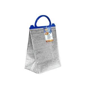 ○保温・保冷バッグです。  サイズは、約21×13×高さ26cmの中サイズです。  持ち手付きです。...