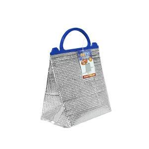 ○保温・保冷バッグです。  サイズは、約21×13×高さ22cmの小サイズです。  持ち手付きです。...