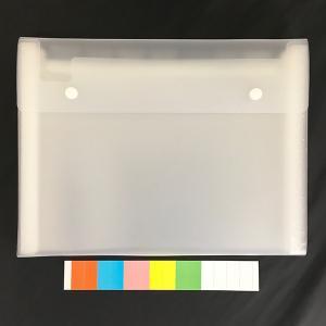 ○B5サイズの書類が収納できる、ドキュメントファイルです。  8ポケットです。  インデックスカード...