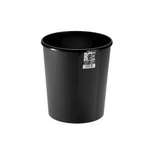 ゴミ箱 ダストボックス丸型の写真