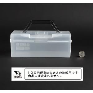 収納箱 ニュータフボックス ワイド グレーの詳細画像1
