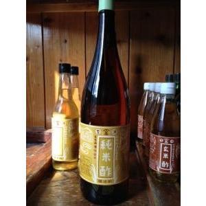 純米酢(九州産米100%) 1800ml|kawazoesuzou