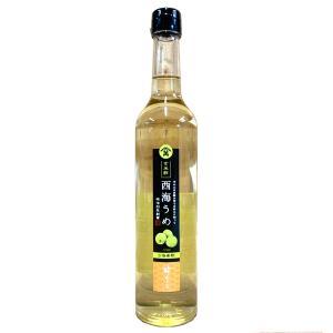 飲む玄米酢 酢らり「西海うめ」600ml 希釈用|kawazoesuzou
