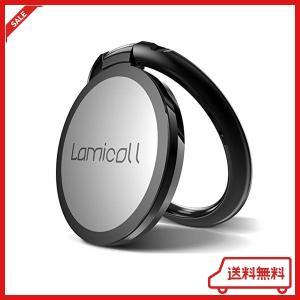スマホリング, リングホルダー, Lomicall 携帯リング :指輪型 薄 ホールドリングスタンド...