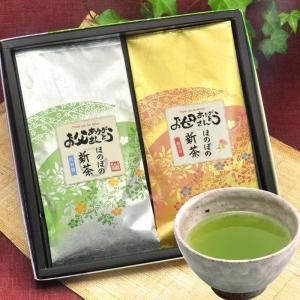 母の日 プレゼント 2021 ギフト ランキング 新茶 緑茶 お茶 煎茶 80g 2袋入 ペア セッ...