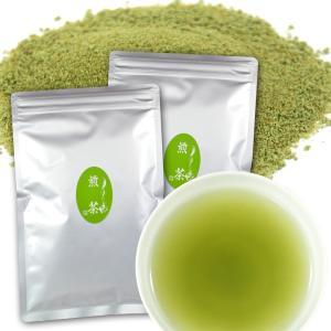 粉末緑茶 煎茶 (100g×2袋入) ※ インスタント茶 粉末茶 パウダー茶 給茶機対応 業務用|kayamaen
