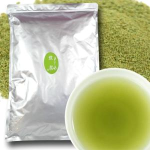 粉末 煎茶 1Kg  ※ 給茶機対応 業務用 お茶 インスタント茶 粉末茶 パウダー茶|kayamaen