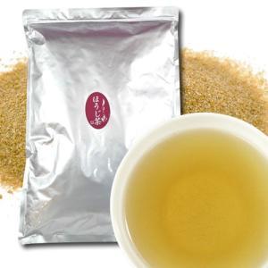 粉末 ほうじ茶  1Kg ※ インスタント茶 給茶機対応 業務用 粉末茶 パウダー茶 お茶 給茶機用|kayamaen