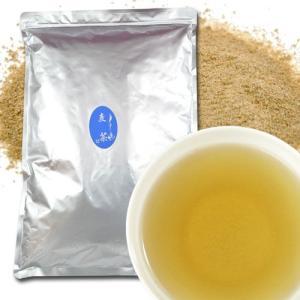 粉末 麦茶  1Kg ※ 給茶機対応 業務用 インスタント茶 粉末茶 パウダー茶 給茶機用 ペットボ...