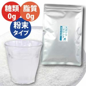 スポーツドリンク 粉末 100g入 ( 500ml 34本分 ) 熱中症対策 飲料 パウダー 粉
