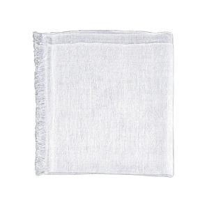 綿100%の手術用折りガーゼ。