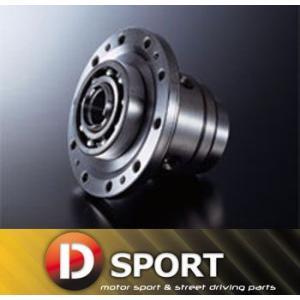 【 コペン L880K / JB-DET 用 】 Dスポーツ L.S.D. [ 1.5WAY ] 品番: 41101-B080 (D-SPORT) kazoon