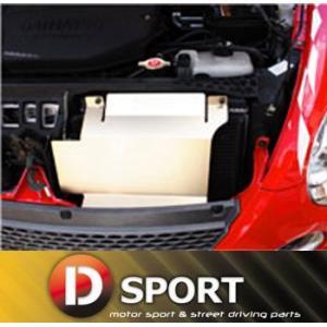 【 コペン L880K / JB-DET 用 】 Dスポーツ ラジエタークーリングパネル 品番: 53151-B080 (D-SPORT)|kazoon