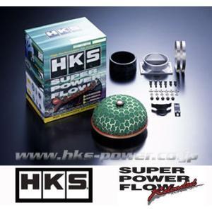 【 アルトワークス HA22S / K6A (TURBO) 用 】 HKS スーパーパワーフローリローデッド 品番: 70019-AS007 (HKS Super Power Flow Reloated)|kazoon
