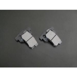 【 S2000 AP1, AP2 用 】 百式自動車 リヤブレーキパッド RA1000 No.451  ( 商品コード: RA1000-451 ) kazoon